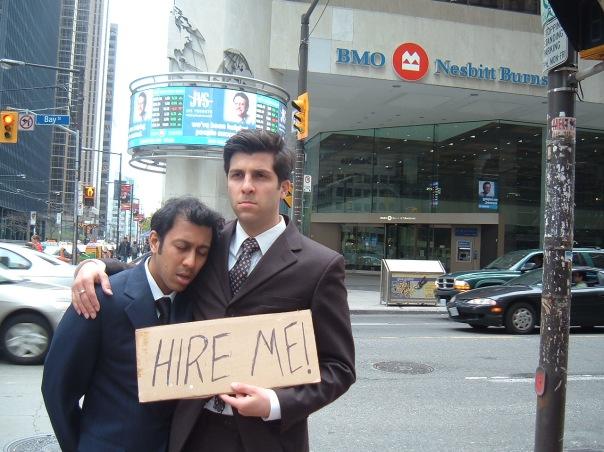 Ravi Jain and Adam Paolozza